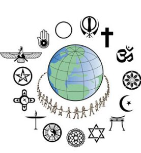 Interfaith World Symbols