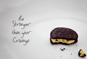 overcoming cravings