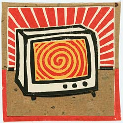 TV hypnosis