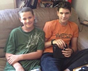 Alex & Victor