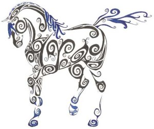 horse celtic animal totem