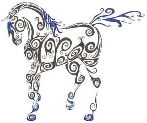 horse celtic animal totem