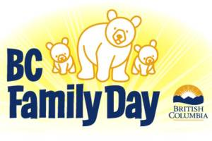 Family Day BC