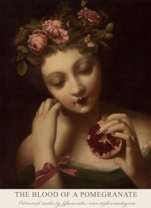 The Blood of a Pomegranate by Stephen Mackey