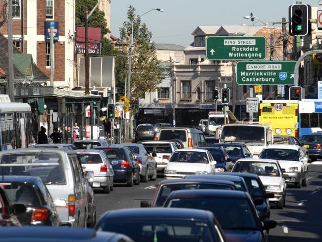 King Street Newtown is supposed to be improved by WestConnex.