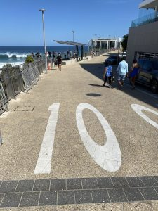 Notts Ave now has a 10 km/h speed limit