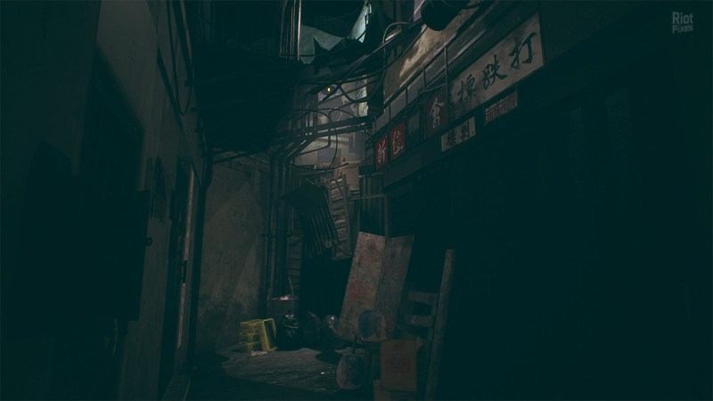 Walkthrough ParanormalHK