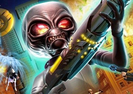 Walkthrough Destroy All Humans!