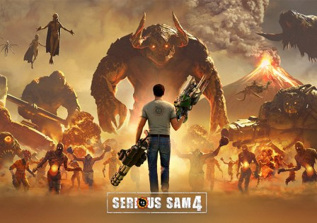 Serious Sam 4 Cheat Codes