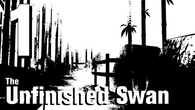 The Unfinished Swan Walkthrough