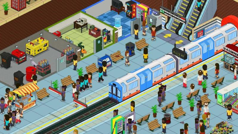 Walkthrough Overcrowd: A Commute 'Em Up