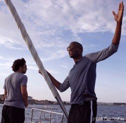 Trombone Shorty & Peter Murano - Festival de Thau 2014