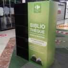 BibliothèqueParticipative_CentreCommercial_CarrefourPauLescar