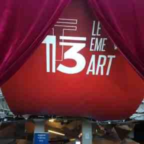 Bâche Imprimée XXL 13ème Art Festival Juste Pour Rire Centre Commercial Italie 2