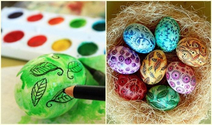 Ovo su najinovativniji načini za pobojati uskršnja jaja