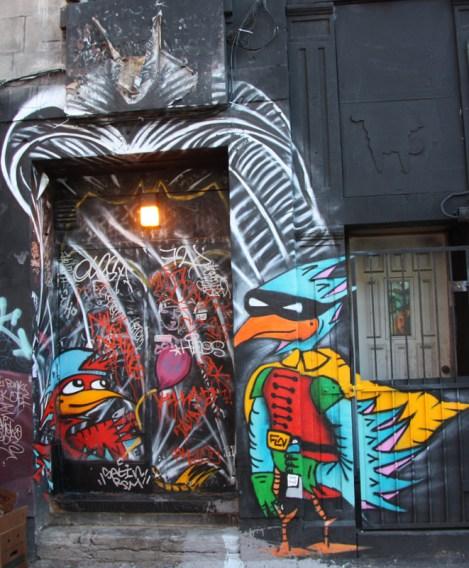 Futur Lasor Now, mural in Centre-Sud