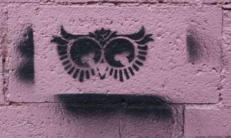 stencil by unknown artist