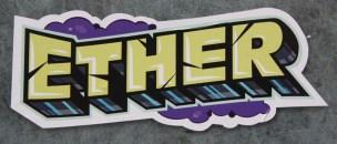 sticker by Ether TFB