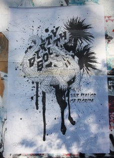 Wheatpaste by Xray