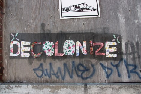 By Cam for Decolonizing Street Art