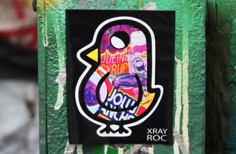 ROC514 and XRAY collaboration sticker