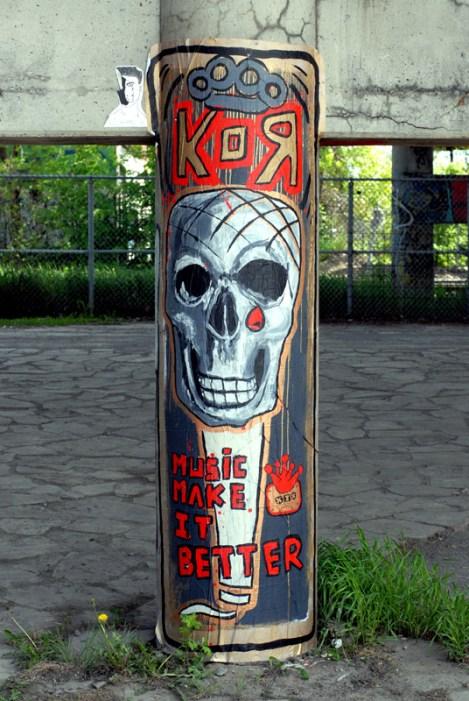 Kor from HoarKor poster; photo © HoarKor