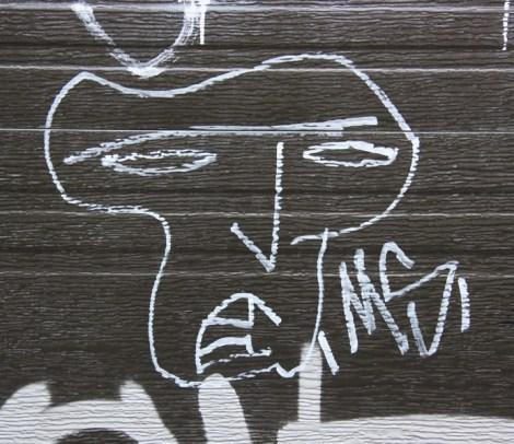 Mono Sourcil drawing
