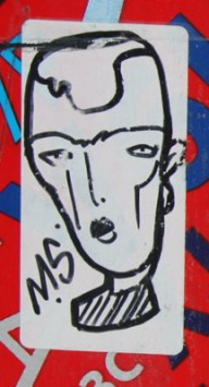 Mono Sourcil sticker