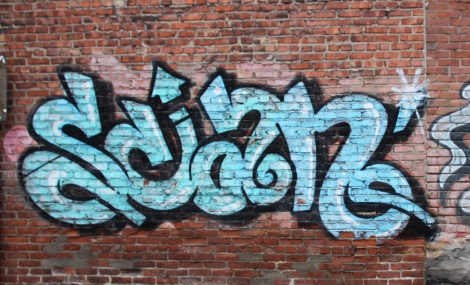 SCaner in Old Montreal