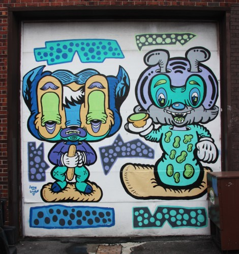 garage door by Andy Dass