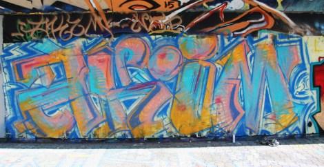 Akim graffiti