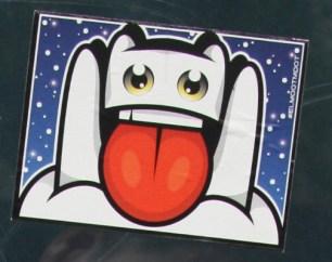 El Moot Moot sticker