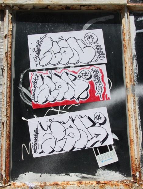 Scaner sticker tags