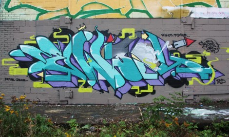 Ewol from HSP crew in Rosemont