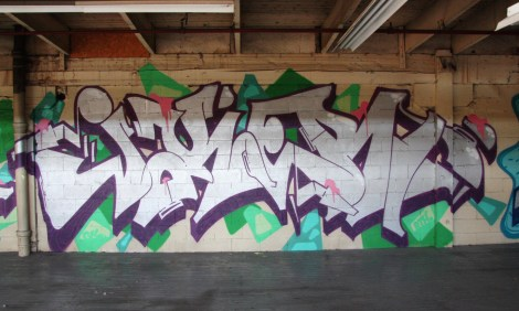 Jaker found in the abandoned Transco