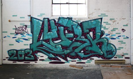 Lyfer found in the abandoned Transco
