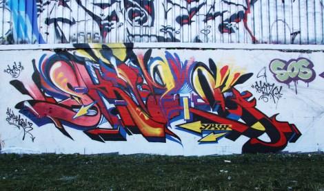 Skizo representing YKW in Rosemont