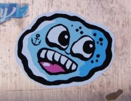 sticker by Timmy Drift aka Tim Skynz