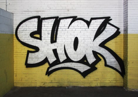 Shok in the abandoned Transco's yellow room
