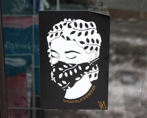 sticker by Vanyla