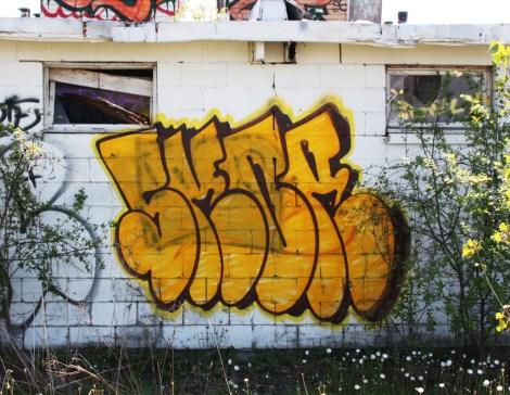 throw by Skor found in Côte-des-Neiges
