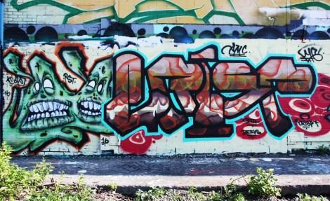 Crisp (letters) in Rosemont