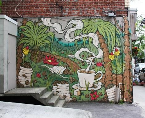 Naimo mural in Centre-Sud