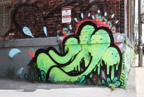 The Wzrds Gngs part in a multi-artist mural project for Sun Youth