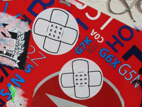Axe Lalime sticker
