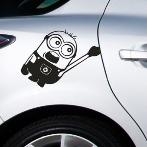 Car graphics stickers