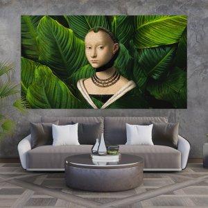 Green Vision Canvas