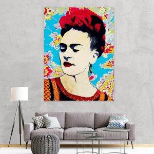 Frida Canvas Wallab su tela