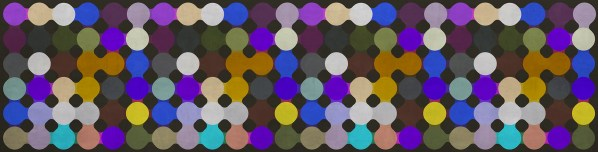 Colored Circles Wallpaper