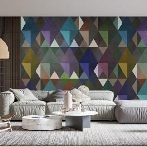 Small Rhombouses Wallpaper